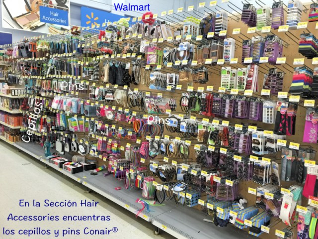 Accesorios para el Cabello en Walmart