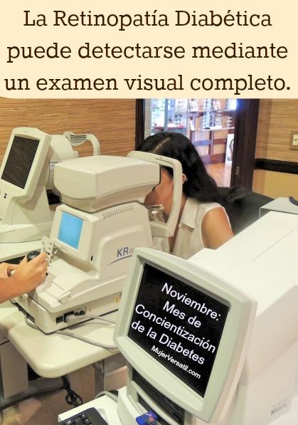 Examen Visual