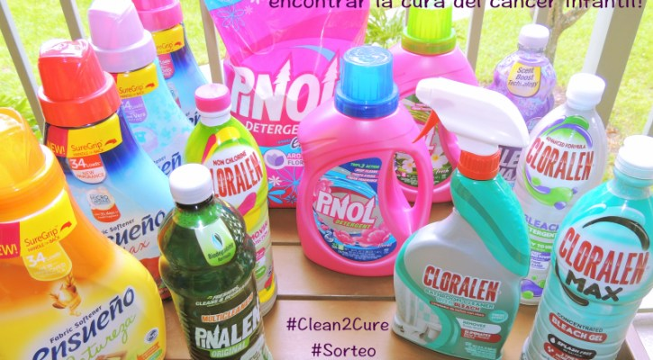 #CleanToCure
