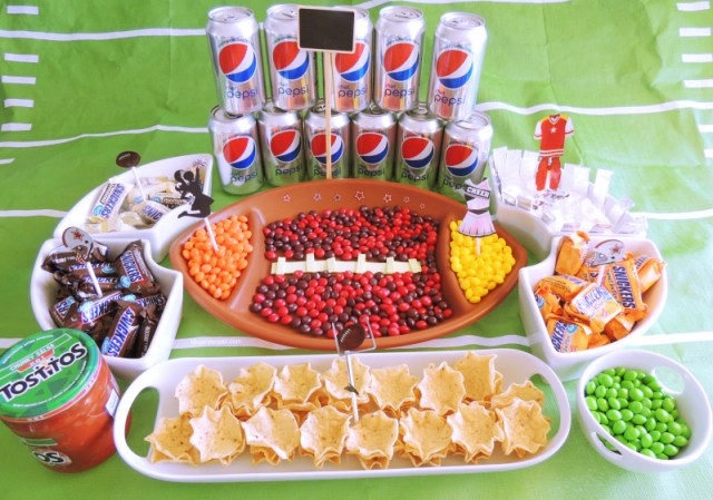 Estadio de Snacks #GameDayGlory