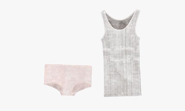 無印良品的內衣 | MUJI