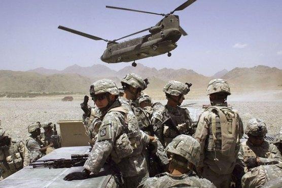 کیا امریکی فوجی بوڑھے نہیں ہوں گے ؟