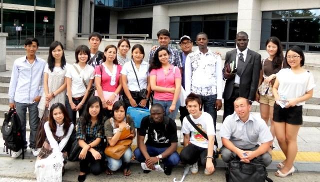 Korea University Students