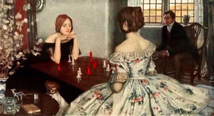 Satranc Oynayan Kadinlar