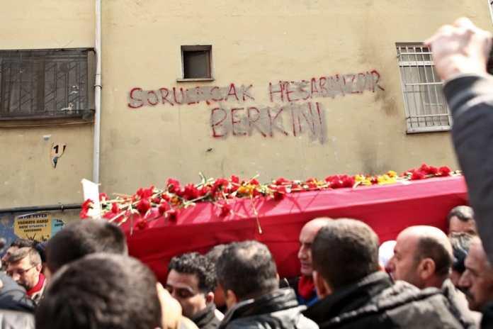 Berkin Elvan Cenaze 3