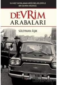 Devrim Arabalari Kitap min