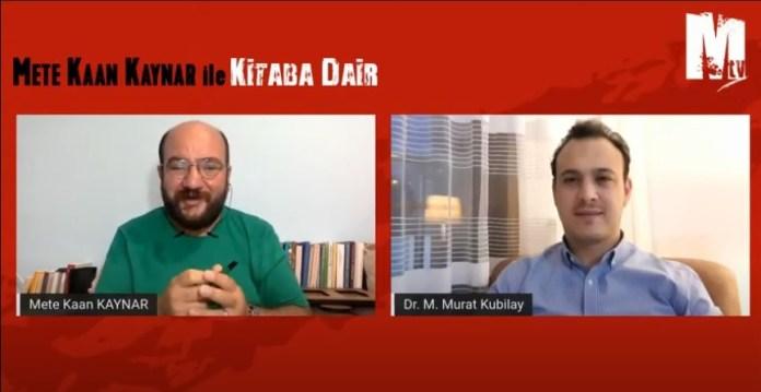 Murat Kubilay Kitaba Dair