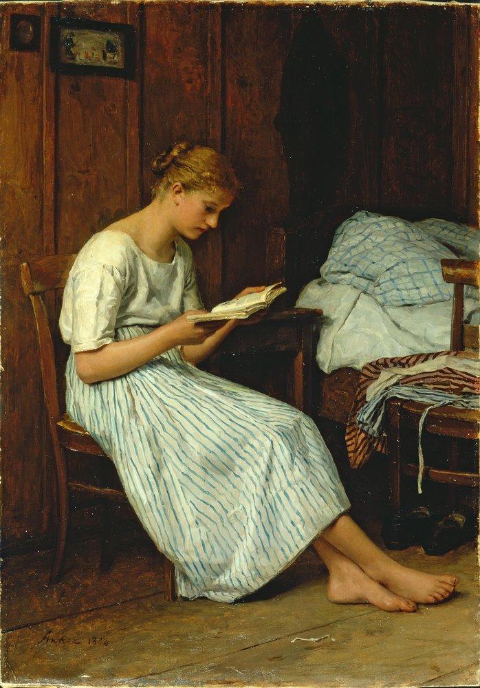Bir Gotthelf Okuyucusu min