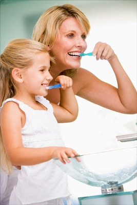 Brushing & Flossing Fun