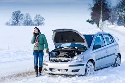 Care for Your Car in the Winter