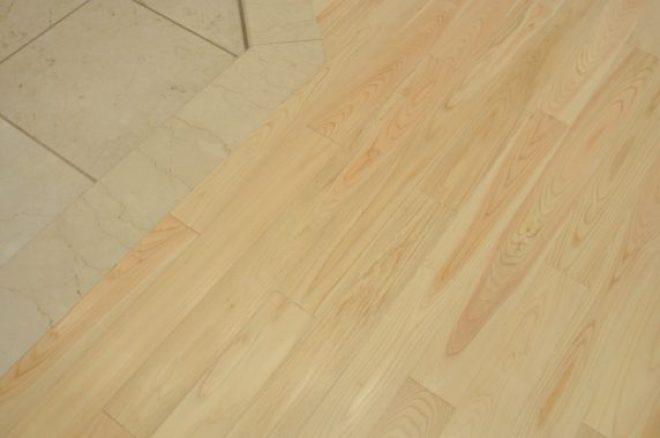 木曽桧フローリング床暖房対応 品番:KH-22
