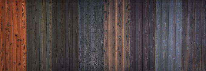 焼き杉板東京ショールーム
