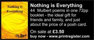 Nothing is Everything ad
