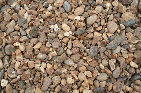 20mm gold gravel madingley mulch