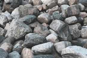 MI boulders