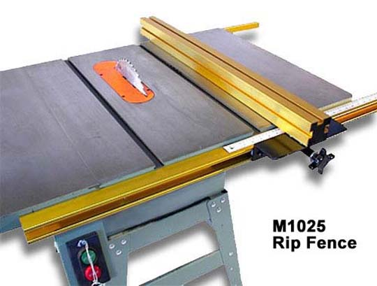 Table Saw Rip Fence Upgrade Uk