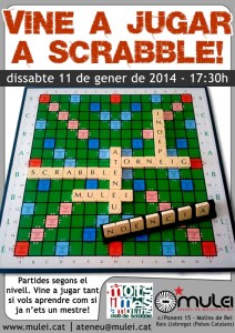 Tarda d'Scrabble