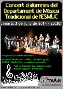 Concert Esmuc