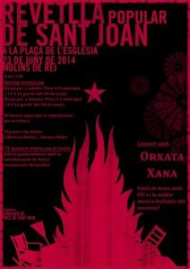 Revetlla Sant Joan '14