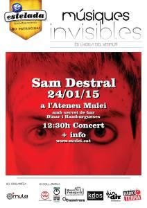 Sam Destral - Músiques Invisibles
