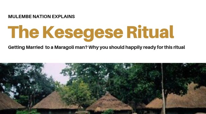 Maragoli Building and Construction Traditions: Why Every