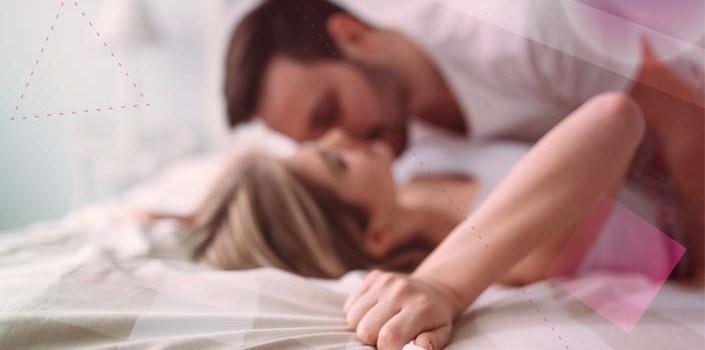 As 5 melhores posições sexuais para a fazer desfrutar, estimulando o ponto G