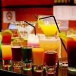 Bebidas espirituosas com baixo teor alcoólico