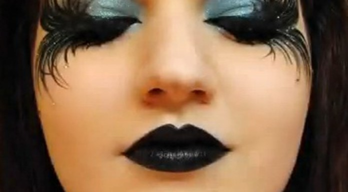 Maquilhagem de halloween - estilo aterrador