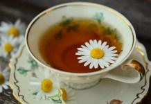 Receita de Chá medicinal Primavera
