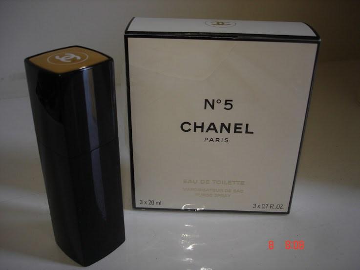 Chanel nº5 Eau de Toilette resenha