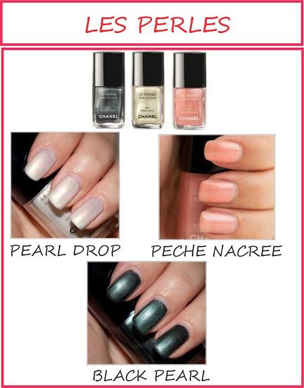Esmalte Chanel Cores - Les Perles