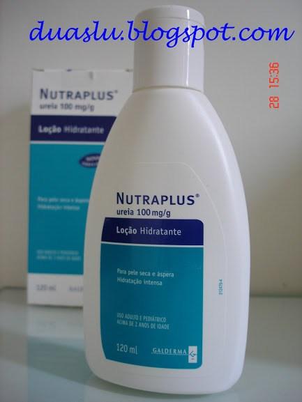 Nutraplus Loção Hidratante Galderma – resenha