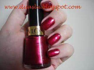 Esmalte Cherry Crush da Revlon