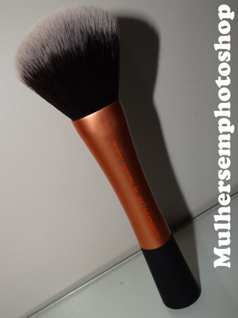 Real Techniques Powder Brush!