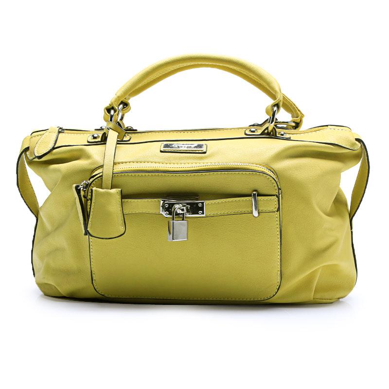 Bolsa Amarela inspirações Santino