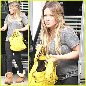 Eu quero uma bolsa amarela!!!!
