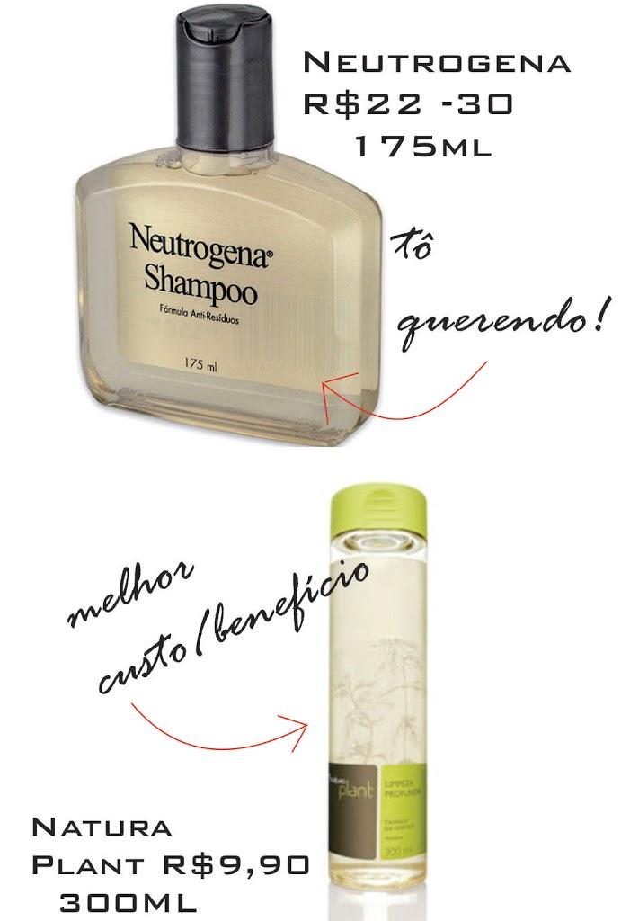 Shampoo Anti Resíduo - shampoo de limpeza profunda
