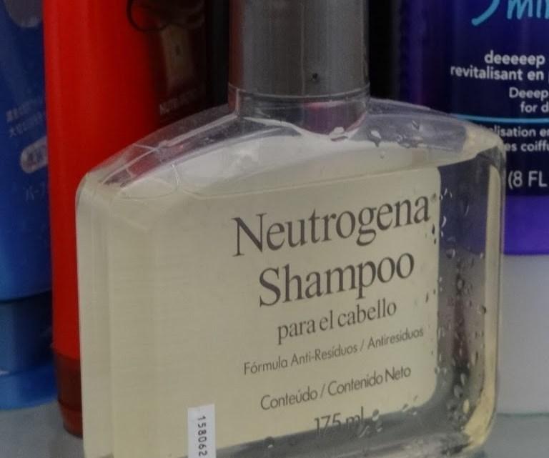 Shampoo Antirresiduos Neutrogena resenha