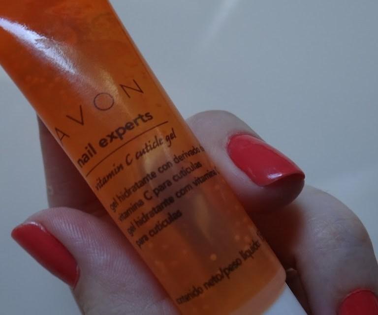 Avon Vitamin C Cuticle Gel