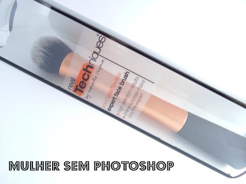 Expert Face Brush da Real Techniques