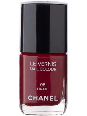 As 5 cores de esmalte Chanel mais vendidas!!