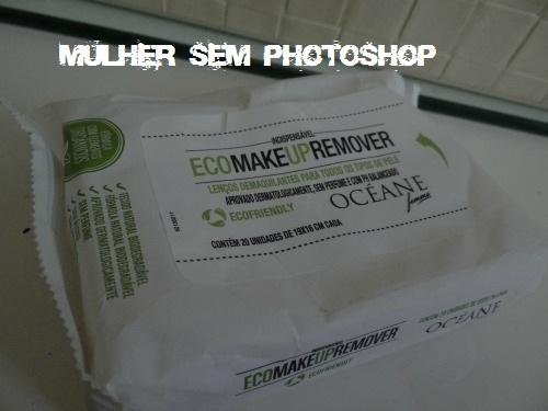 Eco Makeup Remover da Oceane