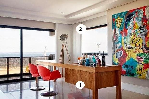 Raio X: apartamento da Carol Buffara!