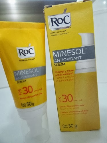 Roc Minesol Antioxidant Serum