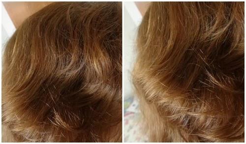 Cores de cabelo: mistura do 6.0 e 7.0 da Imédia