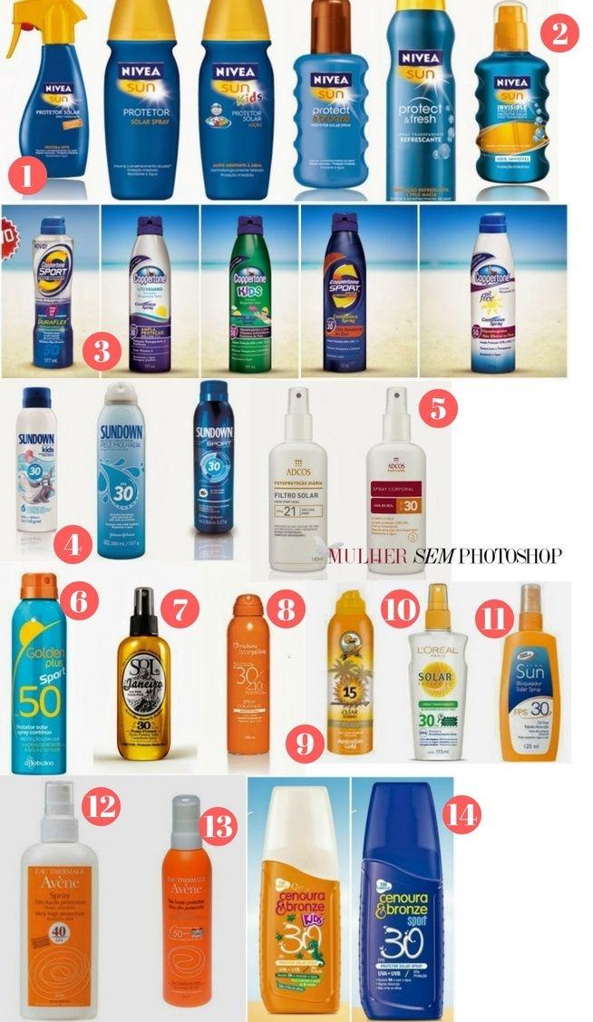protetor solar spray - qual comprar