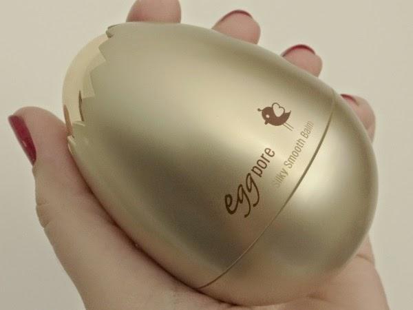 Egg Pore Sily Smooth Balm