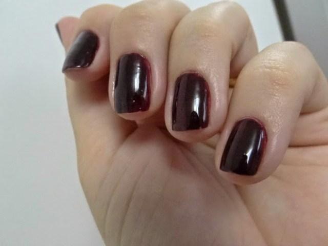 Esmalte MAC - GadAbout Gilr - Coleção Divine Night nail polish