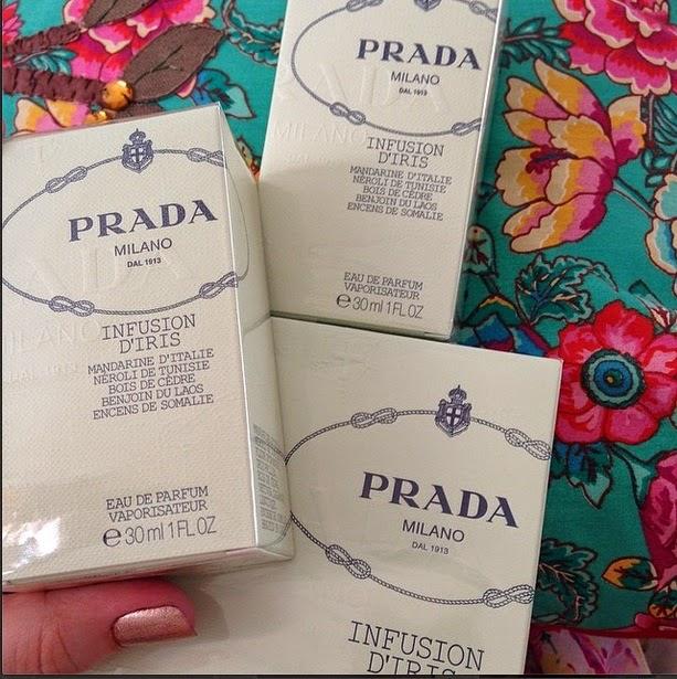 Perfume Prada Infusion D'Iris EDP