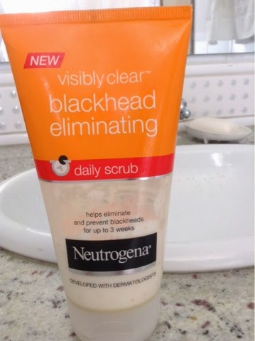 Esfoliante Neutrogena Daily Scrub Facial
